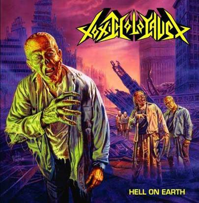 "Toxic Holocaust ""Hell On Earth"""
