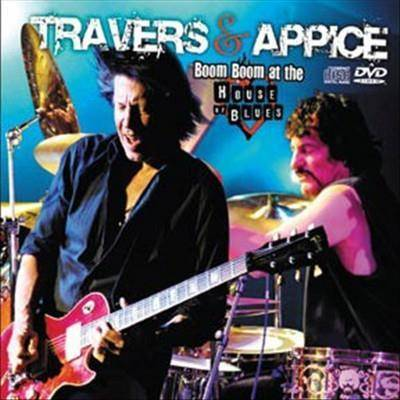"Travers & Appice ""Boom Boom At The House Of Blues"""