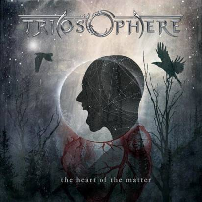 "Triosphere ""The Heart Of The Matter"""