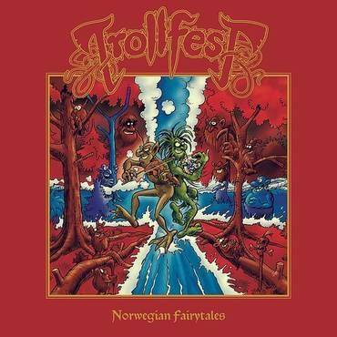 "Trollfest ""Norwegian Fairytales LP"""