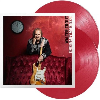 "Trout, Walter ""Ordinary Madness Red LP"""