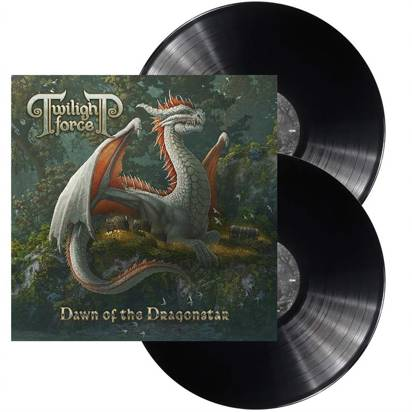 "Twilight Force ""Dawn Of The Dragonstar LP"""