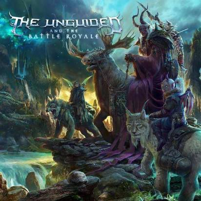 "Unguided, The ""And The Battle Royale Limited Edittion"""