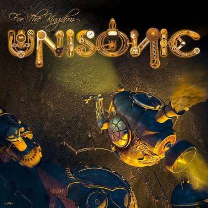 "Unisonic ""For The Kingdom Lp"""