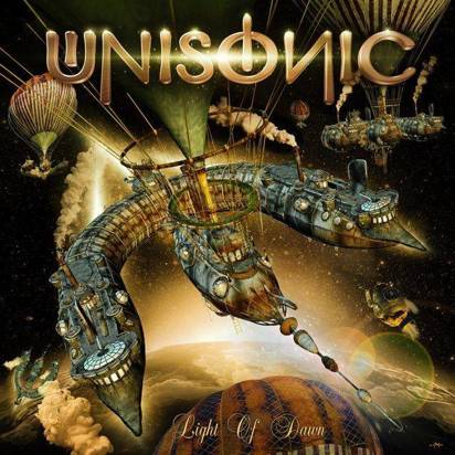 "Unisonic ""Light Of Dawn"""