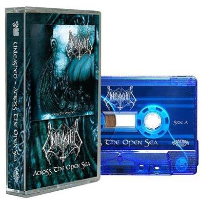 "Unleashed ""Across The Open Sea Tape"""