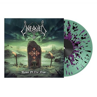 "Unleashed ""Dawn Of The Nine LP"""