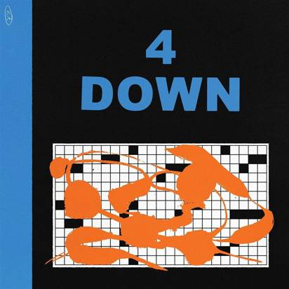 "V/A ""4 Down - Puzzled Together By Bullion"""