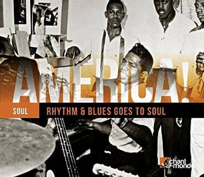 "V/A ""America Soul Rhythm 7 Blues Goes To Soul"""