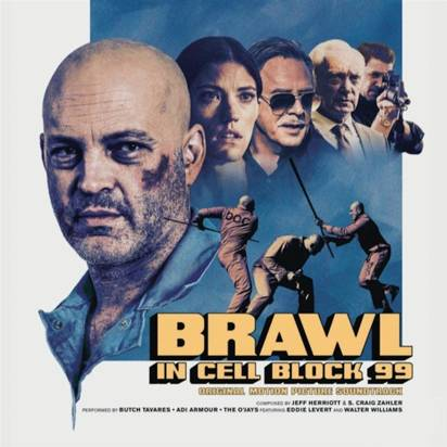 "V/A ""Brawl In Cellblock 99 OST LP"""