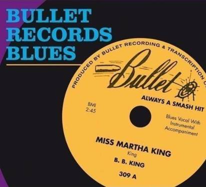 "V/A ""Bullet Records Blues"""