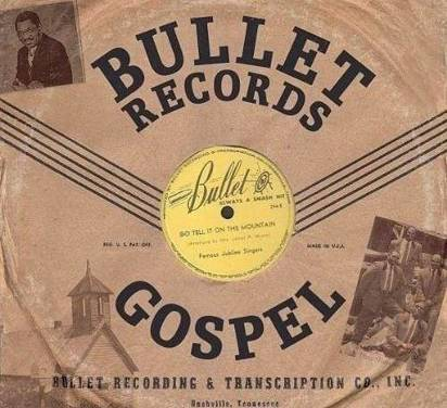 "V/A ""Bullet Records Gospel"""