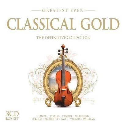 "V/A ""Greatest Ever Classical Gold"""