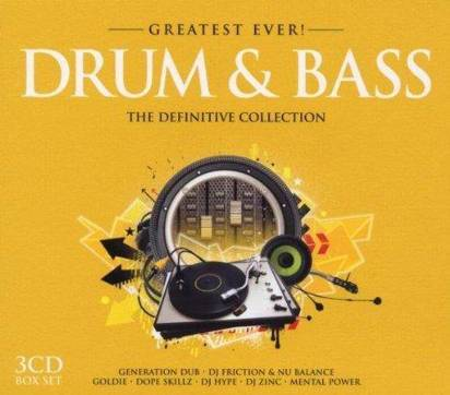 "V/A ""Greatest Ever Drum & Bass"""