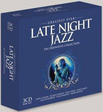 "V/A ""Greatest Ever Late Night Jazz"""