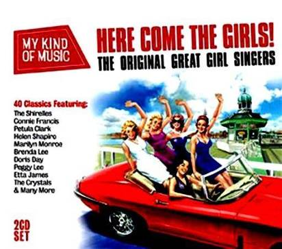 "V/A ""Here Come The Girls The Original Great Girl Singers"""