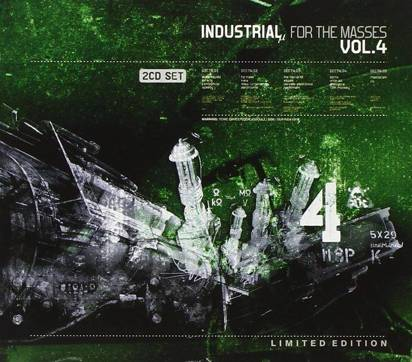 "V/A ""Industrial For The Masses Vol 4"""