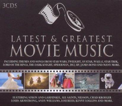 "V/A ""Latest & Greatest Movie Music"""