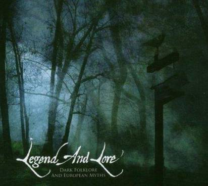 "V/A ""Legend And Lore - Dark Folklore And European Myths"""
