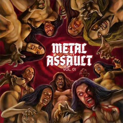 "V/A ""Metal Assault Vol 1"""