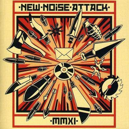 "V/A ""New Noise Attack"""
