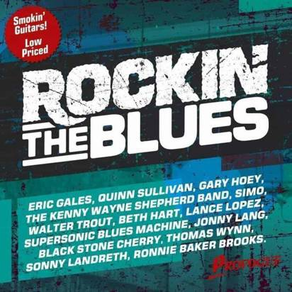 "V/A ""Rockin The Blues"""