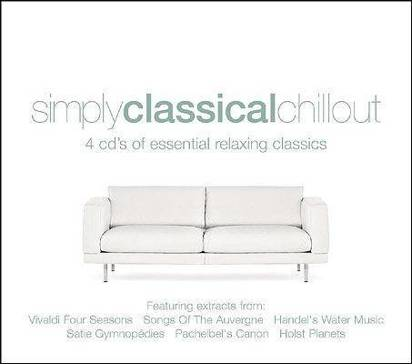 "V/A ""Simply Classical Chillout"""