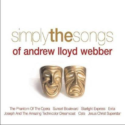"V/A ""Simply The Songs Of Andrew Lloyd Webber"""