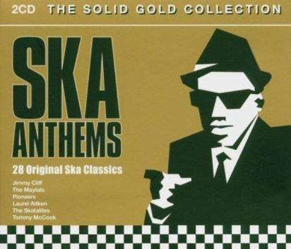 "V/A ""Ska Anthems"""