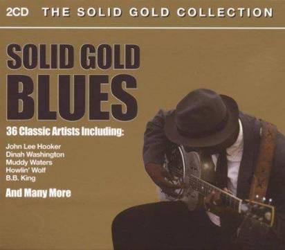 "V/A ""Solid Gold Blues"""