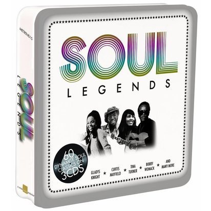 "V/A ""Soul Legends"""