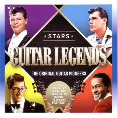 "V/A ""Stars Of Guitar Legends"""