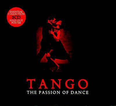 "V/A ""Tango The Passion Of Dance"""