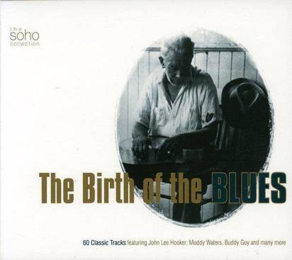 "V/A ""The Birth Of The Blues"""