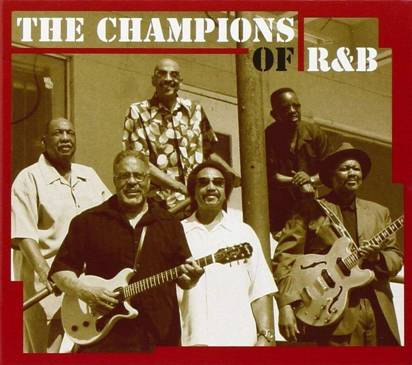 "V/A ""The Champions Of R&B"""