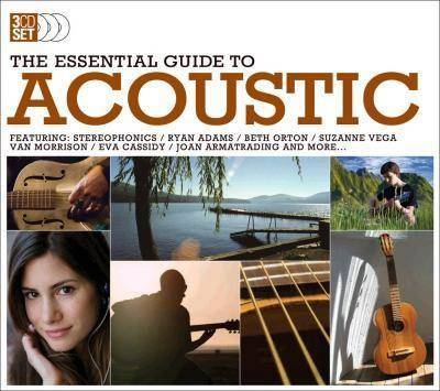 "V/A ""The Essential Guide To Acoustic"""