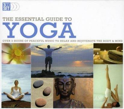 "V/A ""The Essential Guide To Yoga"""