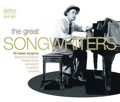 "V/A ""The Great Songwriters"""