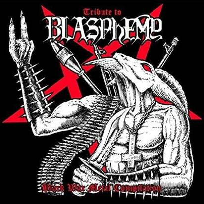 "V/A ""Tribute To Blasphemy LP"""