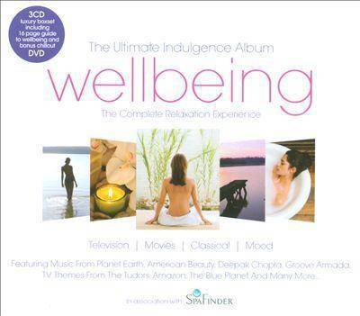 "V/A ""Wellbeing - The Complete Relaxation Experience"""