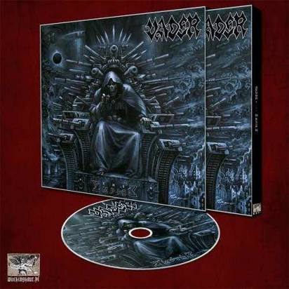 "Vader ""The Empire Limited Edition CD"""