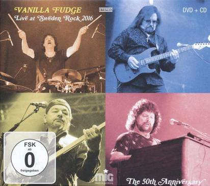 "Vanilla Fudge ""Live At Sweden Rock 2016"""