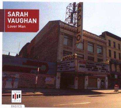 "Vaughan, Sarah ""Lover Man"""