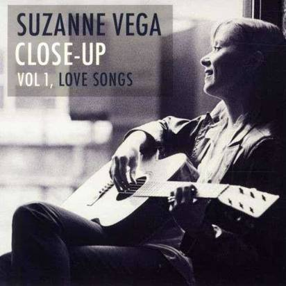 "Vega, Suzanne ""Close-Up Vol.1, Love Songs"""