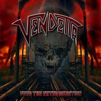 "Vendetta ""Feed To Extermination Lp"""