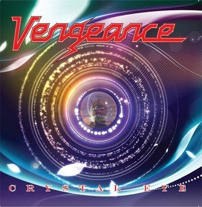 "Vengeance ""Crystal Eye Limited Edition"""