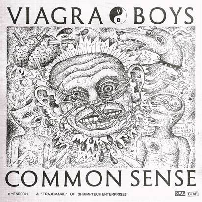 "Viagra Boys ""Common Sense LP"""