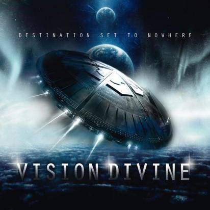 "Vision Divine ""Destination Set To Nowhere Limited Edition"""