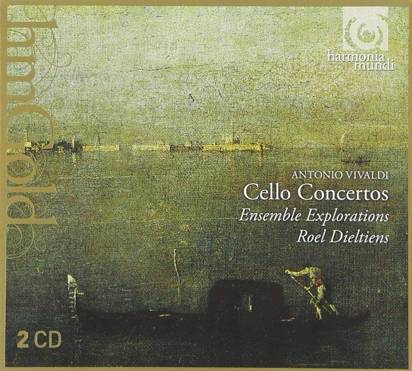 "Vivaldi ""Cello Concertos"""