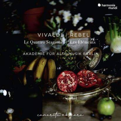 "Vivaldi ""Relbel Les Elements"""